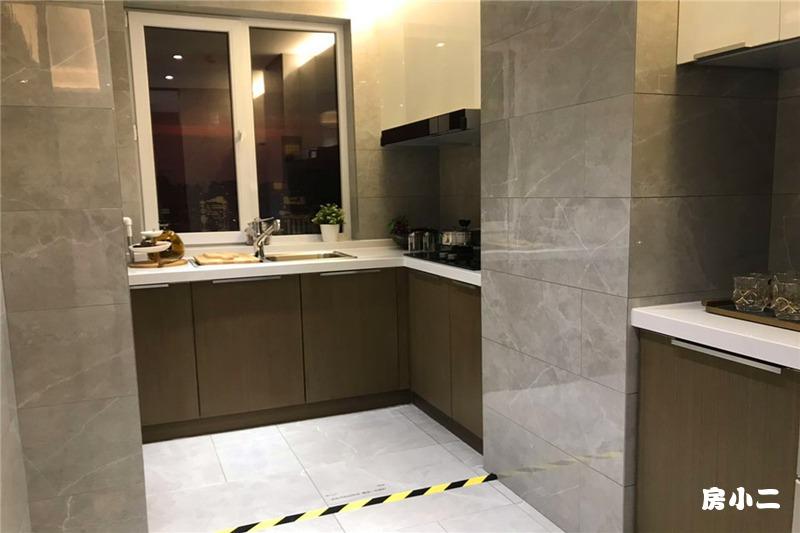 119平3室2厅2卫 厨房