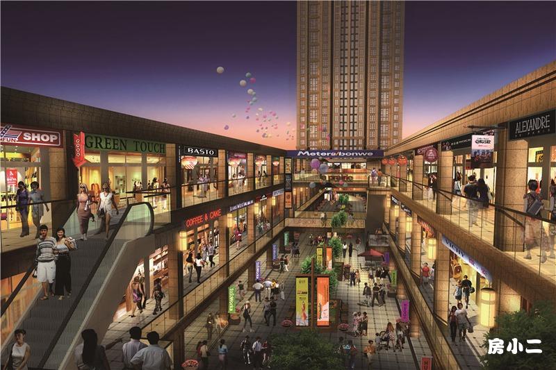 万隆·商业广场商业街