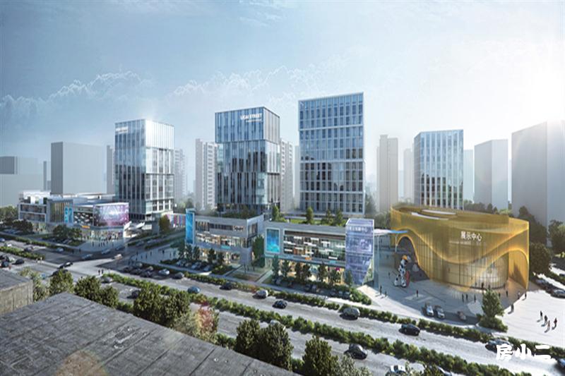 万科首府未来城规划效果图