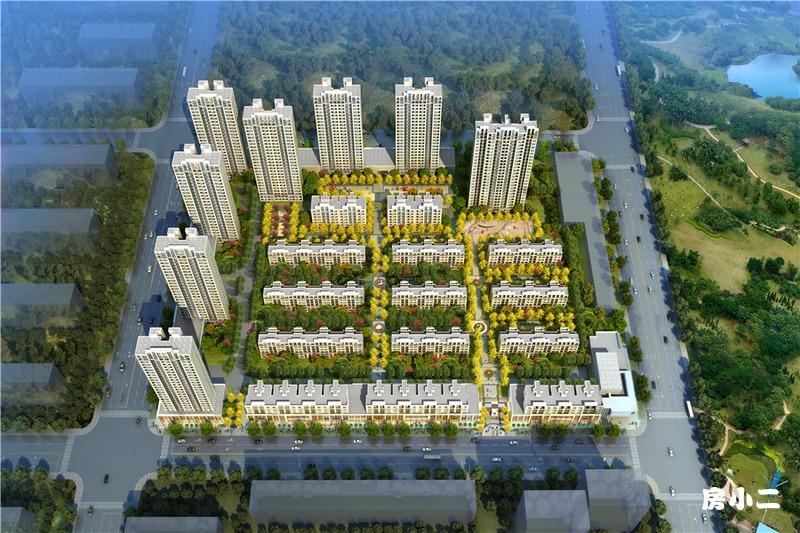阳光城·未来悦项目落位图
