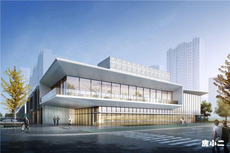 阳光城·未来悦商业效果图