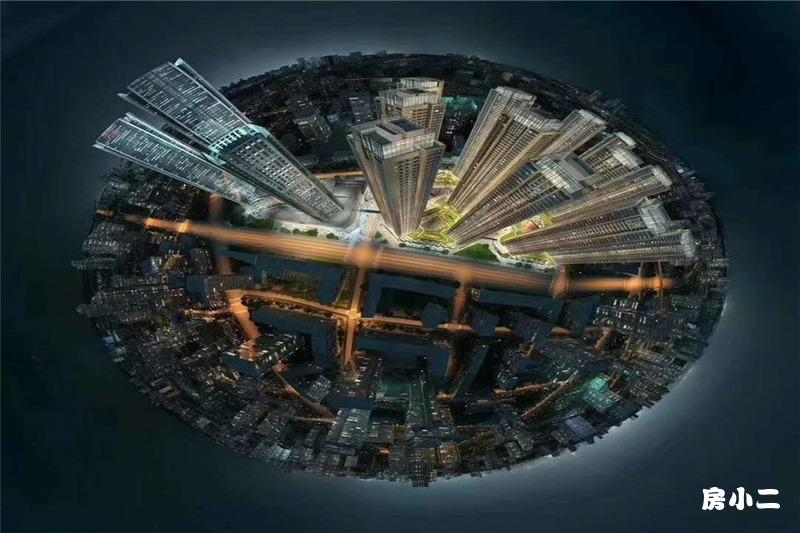 沈阳恒大世界城效果图