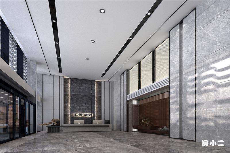 汇置·尚樾售楼处实景图