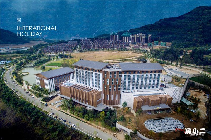 天著国际度假胜地酒店实景图