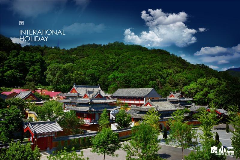 天著国际度假胜地温泉寺实景图