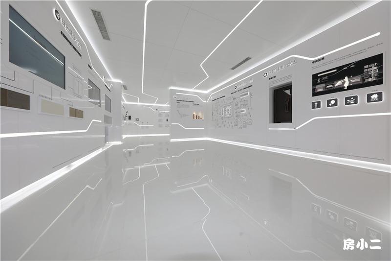阳光城•和平101售楼处实景图