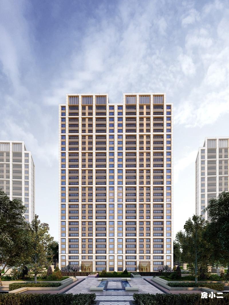 阳光城•和平101楼栋效果图