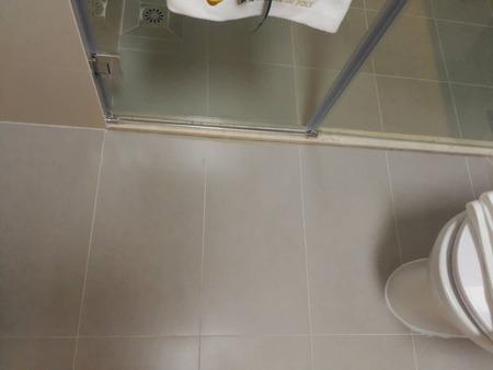 卫生间地面(地砖)