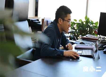 房小二网专访-金辉集团环渤海区域沈阳公司总经理高双贝