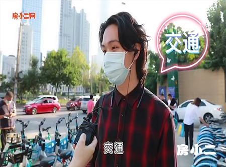 华强商业金融中心街拍
