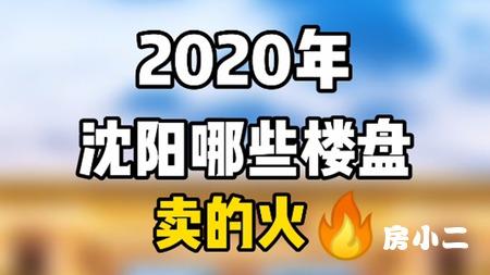 2020年,沈阳哪些楼盘卖得火?